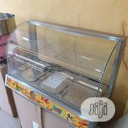 3ft Snacks Display Warmer (Stainless) | Restaurant & Catering Equipment for sale in Lagos State, Lekki Phase 1