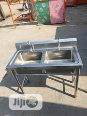 Industrial Stainless Sink | Restaurant & Catering Equipment for sale in Lagos State, Ojo