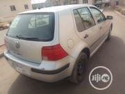 Volkswagen Golf 2002 Silver | Cars for sale in Abuja (FCT) State, Lokogoma