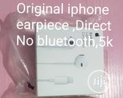 Original Apple Earphone That Connects Without Bluetooth | Headphones for sale in Anambra State, Onitsha