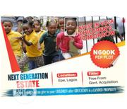 Next Generation Estate. Epe | Land & Plots For Sale for sale in Lagos State, Epe