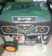 Lutian Petrol Generator 10kva With Remote | Electrical Equipment for sale in Lagos State, Ojo