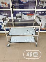 Food/Utility Trolley 3step | Restaurant & Catering Equipment for sale in Lagos State, Ojo
