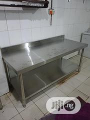 New Stainless Steel Table 6ft | Restaurant & Catering Equipment for sale in Lagos State, Ojo
