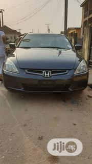 Honda Accord 2004 Automatic Gray | Cars for sale in Abuja (FCT) State, Mabushi
