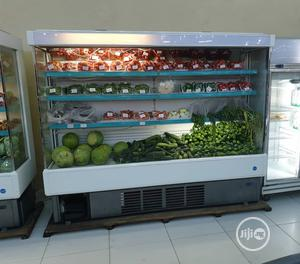 Vegetable Display Chiller(Supermarket)