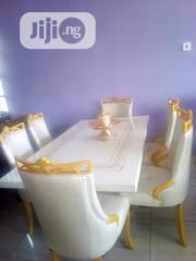 Marble Dinning By 6: | Furniture for sale in Lagos State, Ojo