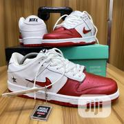 Nike X Supreme World Famous Air Force Sneakers | Shoes for sale in Lagos State, Ojo