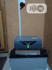 Power Your Home With 1kva 12V 200AH Inverter System | Electrical Equipment for sale in Lagos State