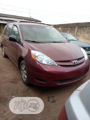 Toyota Sienna 2008 LE Red   Cars for sale in Lagos State, Ikorodu