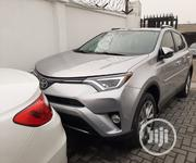 Toyota RAV4 2016 Silver | Cars for sale in Lagos State, Surulere