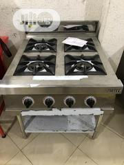 4 Burners Cooking Range | Restaurant & Catering Equipment for sale in Lagos State, Ojo