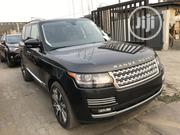 Land Rover Range Rover Vogue 2015 Black | Cars for sale in Lagos State, Ajah