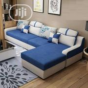 Nice Comfortable L Shape Sofa | Furniture for sale in Lagos State, Ajah