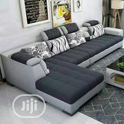 Portable Nd Nice L Shape Sofa | Furniture for sale in Lagos State, Ajah