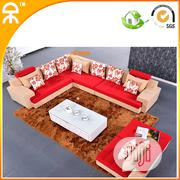 Complete Set of L Shape Sofa | Furniture for sale in Lagos State, Ajah