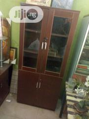 Quality 2doors Book Shelve | Furniture for sale in Lagos State, Ilupeju