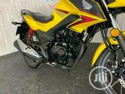 Honda CB 2012 Yellow | Motorcycles & Scooters for sale in Gombe State, Gombe LGA