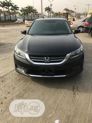 Honda Accord 2014 Black | Cars for sale in Abuja (FCT) State, Central Business District