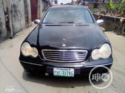 Mercedes-Benz C320 2002 Black | Cars for sale in Rivers State, Port-Harcourt