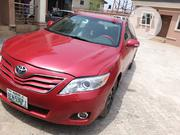 Toyota Camry 2008 2.4 LE Red | Cars for sale in Edo State, Benin City