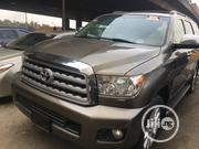 Toyota Sequoia 2009 Brown | Cars for sale in Lagos State