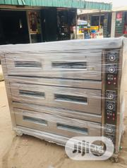 3 Deck 9trays Industrial Gas Oven | Industrial Ovens for sale in Edo State, Benin City