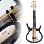 Beautiful Sound Ukulele 4 Strings 26in Acoustic Electric | Musical Instruments & Gear for sale in Abuja (FCT) State, Lokogoma