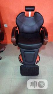 Portable Strong Barbing Chair | Salon Equipment for sale in Lagos State, Ojo