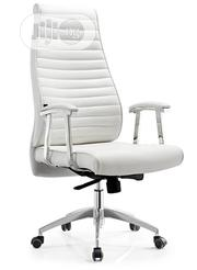 Pure Leather Imported Office Chair   Furniture for sale in Lagos State, Ojo