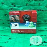 Microsoft Lifecam VX-3000 Webcam | Computer Accessories  for sale in Lagos State, Ikeja