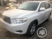 Toyota Highlander 2008 Limited 4x4 White | Cars for sale in Lagos State, Lagos Mainland