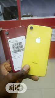 Apple iPhone XR 64 GB Yellow   Mobile Phones for sale in Lagos State, Ikeja