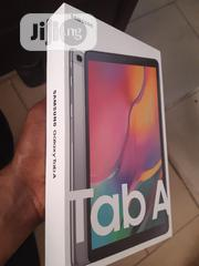 New Samsung Galaxy Tab A 10.1 32 GB Silver | Tablets for sale in Lagos State, Ikeja