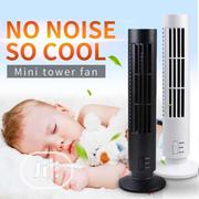 Mini Air Conditioner Bladeless Tower USB Fan | Home Appliances for sale in Lagos State, Lagos Island