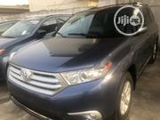 Toyota Highlander SE 2012 Blue   Cars for sale in Lagos State, Lagos Mainland