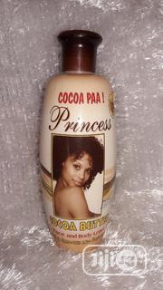 COCOA PAA Princess Cocoa Butter Face And Body Lotion - 400ml | Bath & Body for sale in Lagos State, Ikotun/Igando