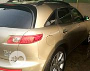 Infiniti FX35 2004 Base 4x2 (3.5L 6cyl 5A) Gold   Cars for sale in Lagos State, Amuwo-Odofin