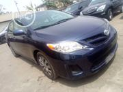 Toyota Corolla 2012 Blue | Cars for sale in Lagos State