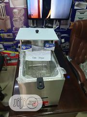 Single Basket Gas Fryer 10L | Restaurant & Catering Equipment for sale in Lagos State, Ojo
