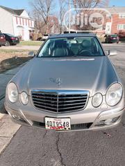 Mercedes-Benz E350 2008 Silver | Cars for sale in Lagos State, Ikeja