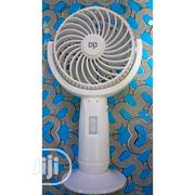 Mini Rechargeable Table Fan With Lam | Home Appliances for sale in Lagos State, Magodo