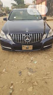 Mercedes-Benz E350 2010 Blue | Cars for sale in Lagos State, Isolo