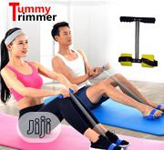 Professional Rubber Tummy Trimmer Stomach And Weight Loss | Sports Equipment for sale in Lagos State, Ikeja