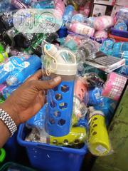 12pcs Finely Perforated Designed Water Bottles. | Babies & Kids Accessories for sale in Lagos State, Lagos Island