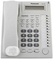 Panasonic Pabx Console KX-T7730 Telephone White   Home Appliances for sale in Lagos State, Ikeja