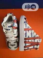 Fendi Roma Unisex Sneakers | Shoes for sale in Lagos State, Surulere
