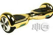 Balancing Bluetooth Hoverboard Scooter - Chrome Gold | Sports Equipment for sale in Lagos State, Ikeja