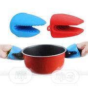 Heat Resistance Silicone Pot Holder 2 In 1 | Kitchen & Dining for sale in Lagos State, Lagos Island