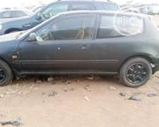Honda Civic 2dr Coupe 1996 Black | Cars for sale in Abuja (FCT) State, Apo District